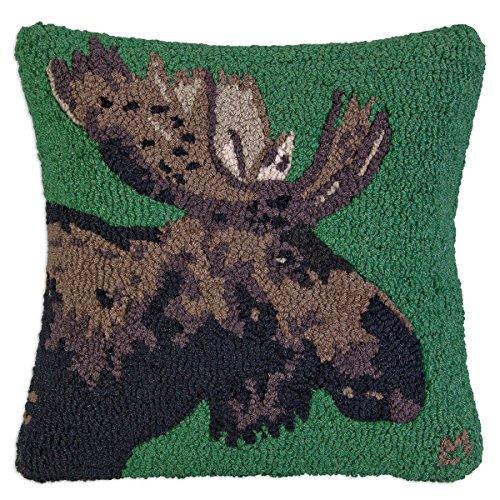 Major Moose on Green - 18