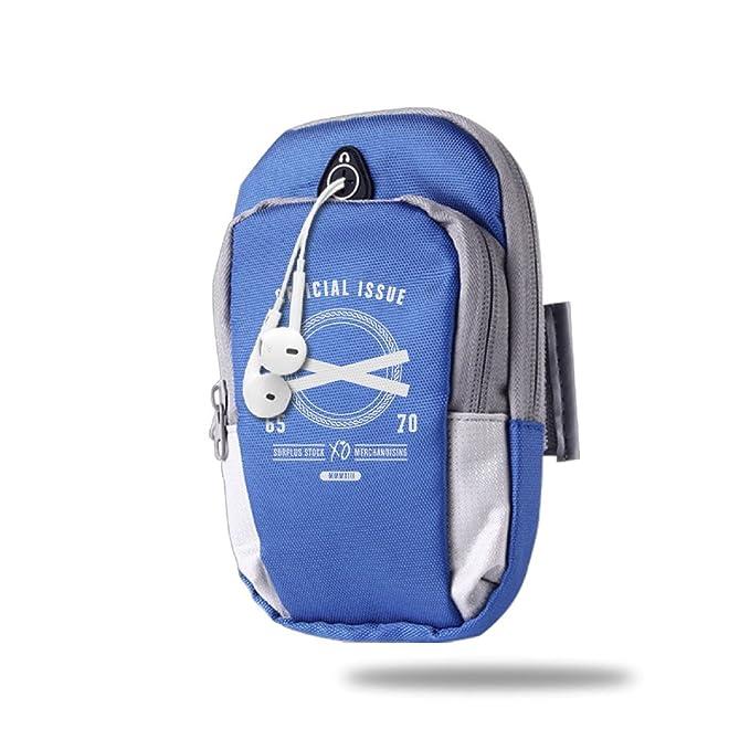 Sports Arm bag(Mochilas) Official Issue Xo The Weeknd RoyalBlue: Amazon.es: Ropa y accesorios