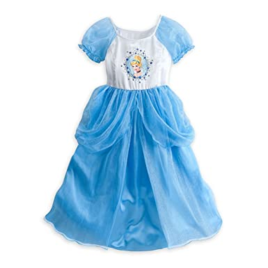 Image Unavailable. Image not available for. Color  Disney Store Princess  Cinderella Little Girl Nightgown Pajama Size 5 6 4346a2dda