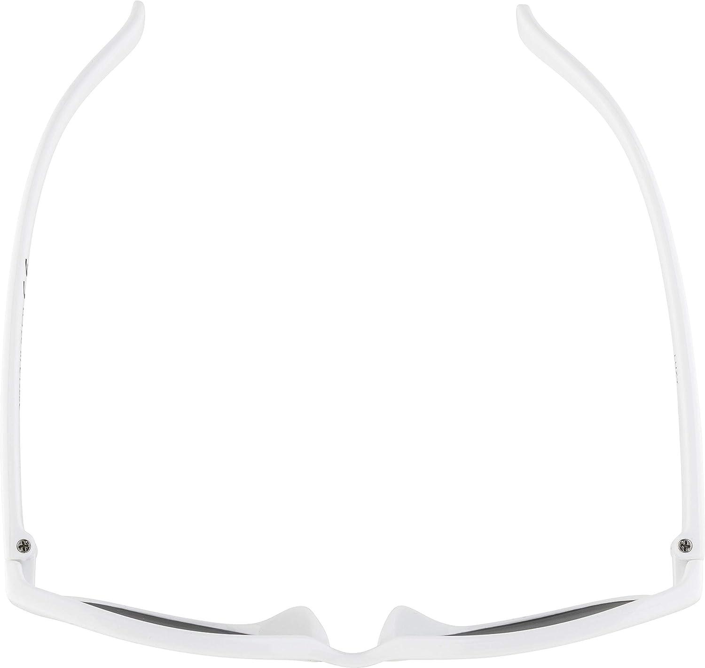 One Size ALPINA Girls Luzy Sunglasses White