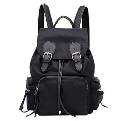 5e20800c16 Soft Leather Casual Fashion Women Nylon Graffiti Handbags Backpack Shoulder  Bag