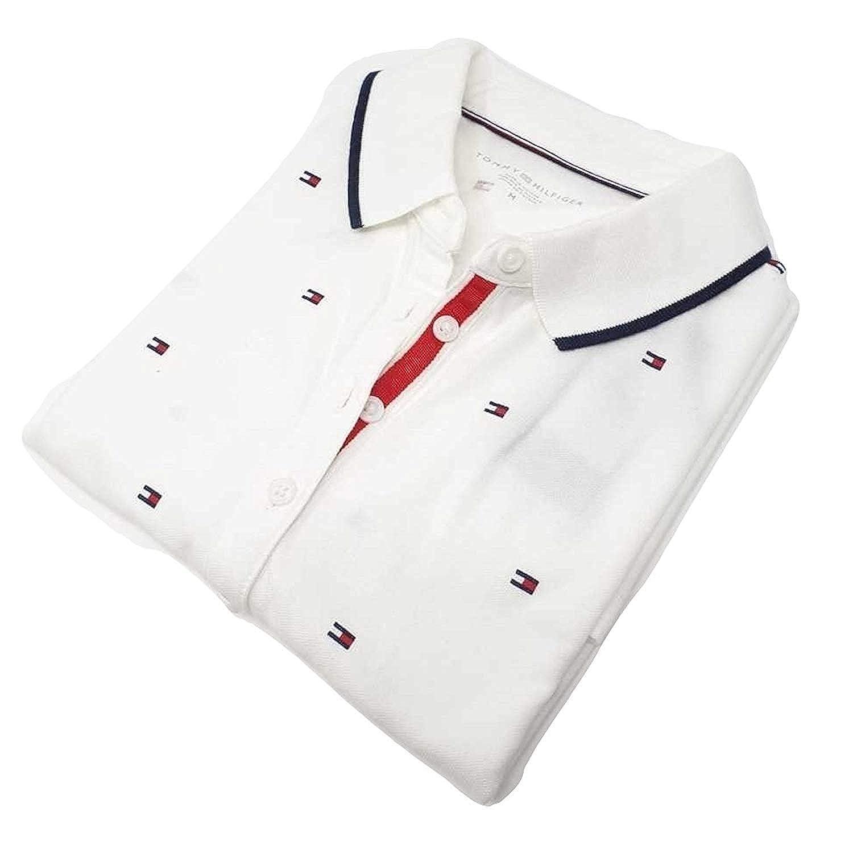 Womens Poloshirt Large Size Tommy Hilfiger Damen Polo