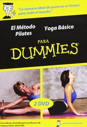Para Dummies: El Método Pilates + Yoga Básico [DVD]: Amazon ...