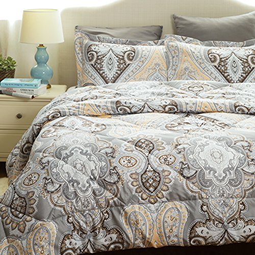 Top 10 King Queen Cheap Comforter Sets Under 30 Dollar