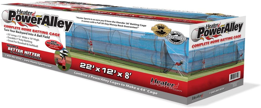Trend Sports Power Alley Home Batting Cage
