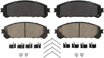 Front Rear Ceramic Brake Pads 2004 BMW R1200GS Set Full Kit  Complete ma