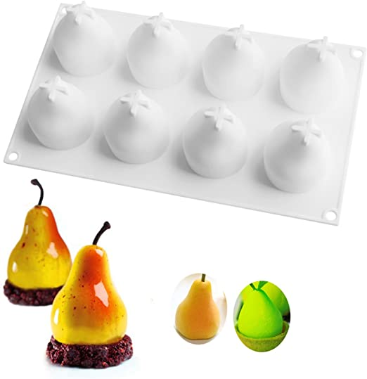 Silicone Mousse Cake Mold Chocolate Dessert Pastry Baking Mould