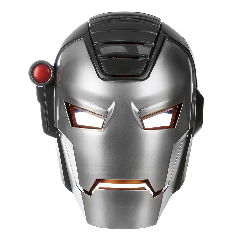 Amazon.com: Electronic Talking 2-in-1 Iron Man Mask and War Machine Mask from Disneys Marvel Avengers: Toys & Games
