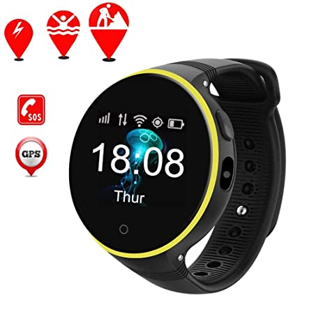 Mengen88 Smart Watch Phone, 1.22 Pulgadas 240 * 240 Pixel ...