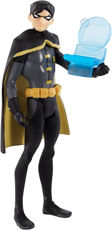 """DC UNIVERSE YOUNG JUSTICE ROBIN 3.75/"""" FIGURE"""