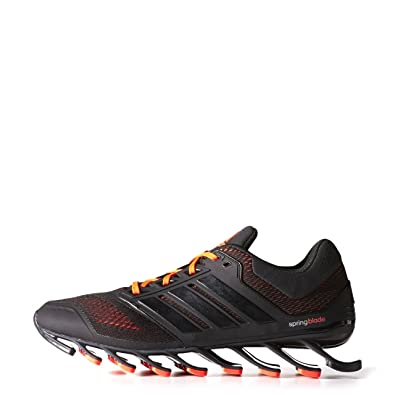 dc31e8d5a1dc adidas Springblade Drive Running Shoes - 12.5 Black: Amazon.co.uk ...