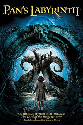 Posters USA - Pan's Labyrinth Movie Poster GLOSSY FINISH - MOV926 (24