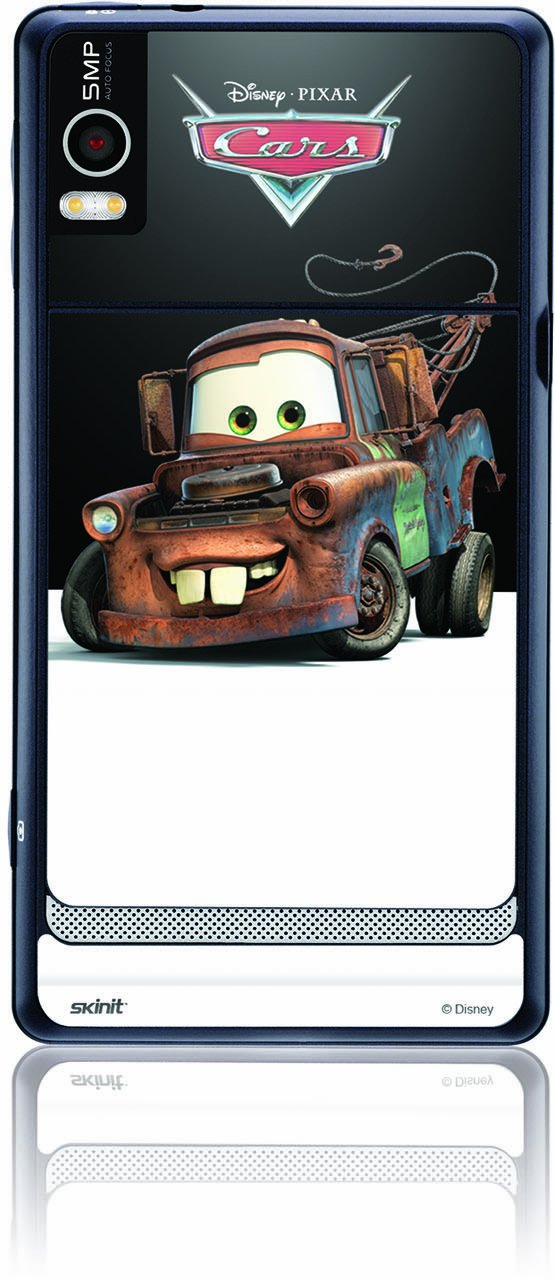 Skinit Protective Skin for DROID 2 - Tow Mater