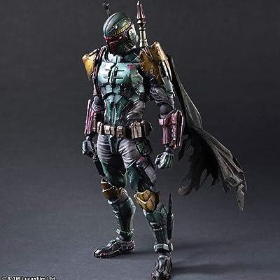 Hyzb Figura de Juguete Modelo de Juguete Colección de Personajes de película/Adorno/Altura 26cm: Hogar
