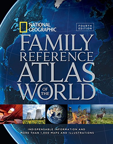 National Geographic Family Reference Atlas of the