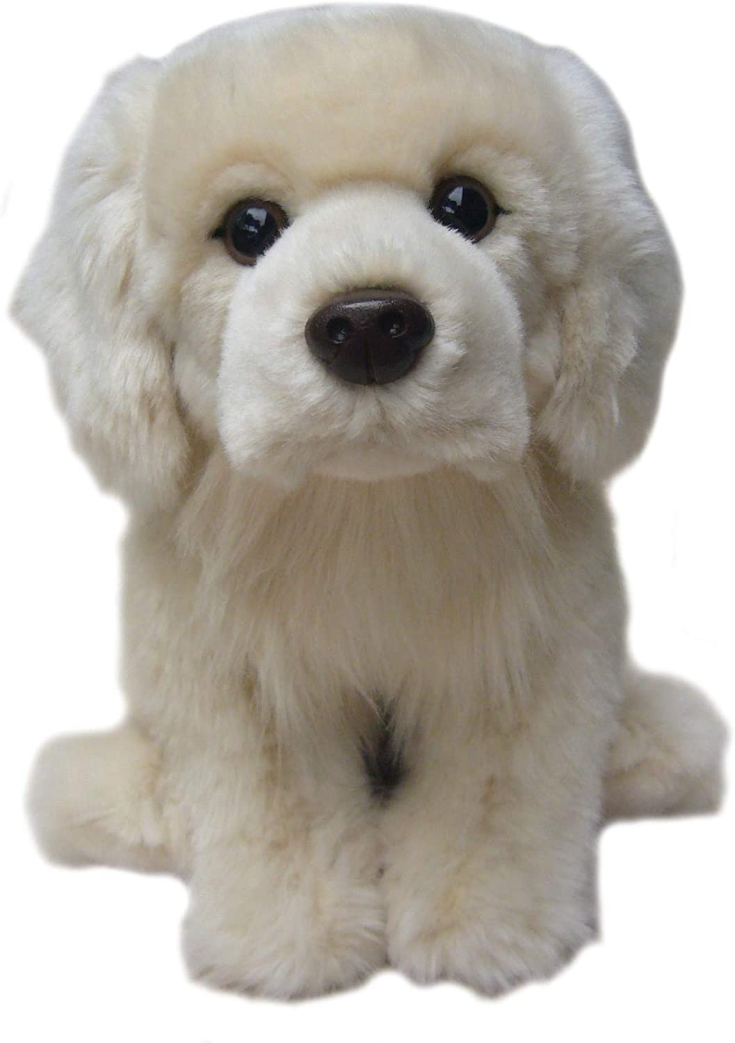 This Is Fine Dog Stuffed Animal, Amazon Com Sawley Fine Arts Faithful Friends Collectible Plush Soft Toy Dog Golden Retriever Floppy Soft Cuddly Toy 12 Inch Toys Games