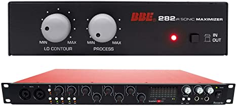 BBE 882i Sonic Maximizer for Professional Recording Studios /& Sound Systems