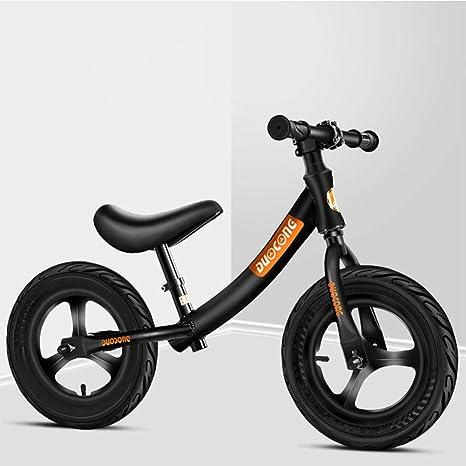 DJXLMN Altura Ajustable del Asiento para Bicicleta de Equilibrio ...