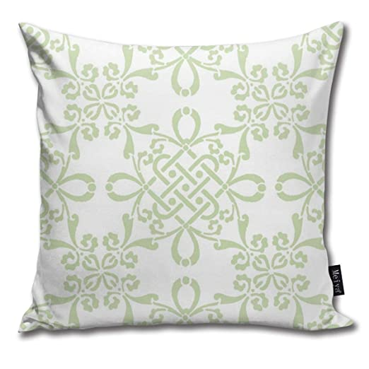 Hailiy Zara in Basil Home - Funda de cojín Decorativa para ...