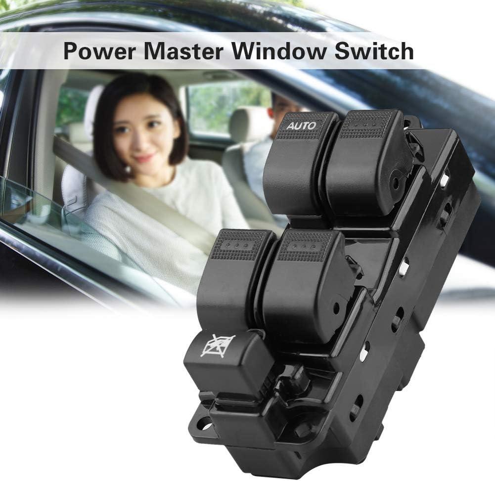 Power Master Fensterschalter,Fenster Schalter Auto Fensterheber Schalter Fensterschalter Fensterheberschloss GJ6A-66-350A