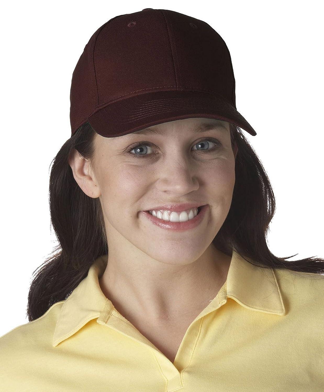 8122 UltraClubå¨ Youth Classic Cut Cotton Twill Cap