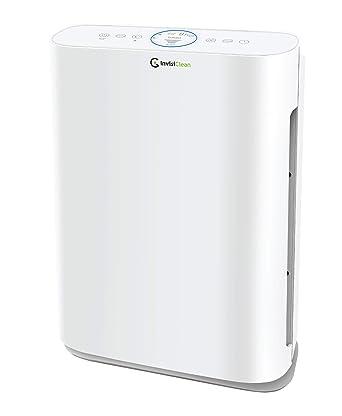 InvisiClean Sensa purificador de aire para el hogar – Sensor de ...