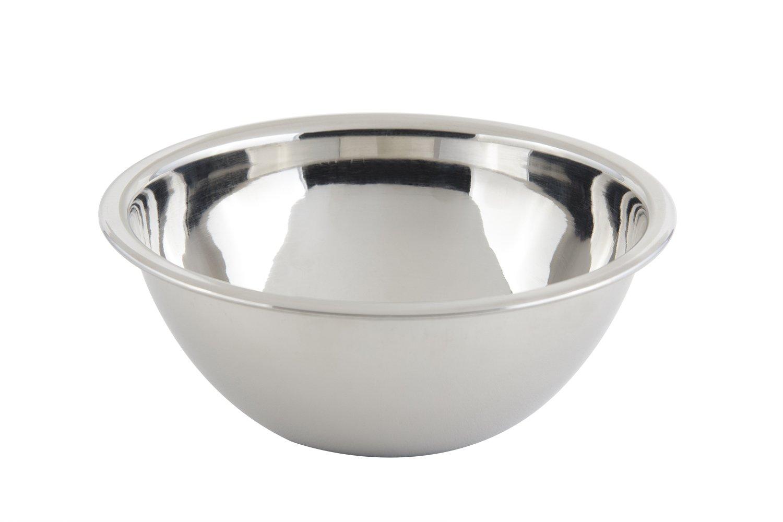 Bon Chef 5151 Stainless Steel Bowl Insert Fit Fondue Pot, 6-1/4'' Diameter x 2-3/8'' Height
