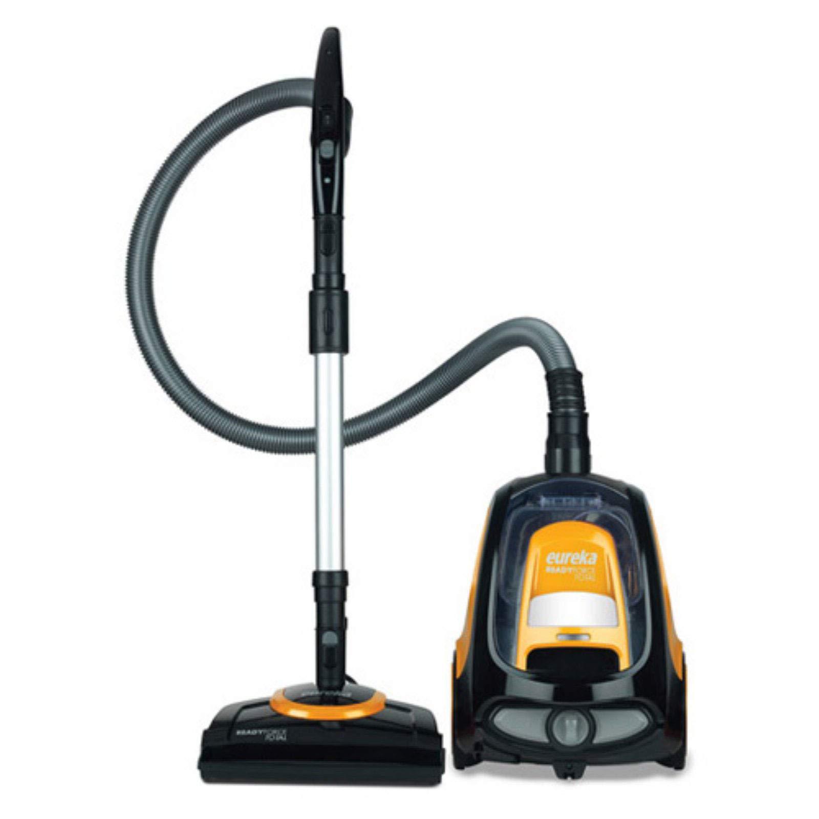 Eureka ReadyForce Total Bagless Canister Vacuum Cleaner (Renewed)