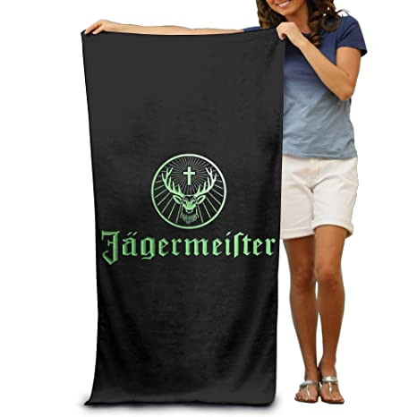 "mkcook Jagermeister Logo toalla de playa para adultos/31.5 "" ..."