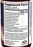 Reziva Resveratrol from real grapes 30 vegetarian capsules Discount