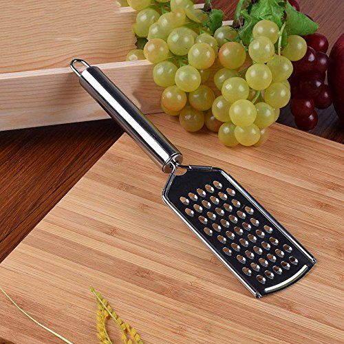 (Delicate Stainless Steel Graters Kitchen Accessories Lemon Zester Cheese Grater Vegetable Fruit Cutters Cooking Gadget Tools Tool Aid Guide)
