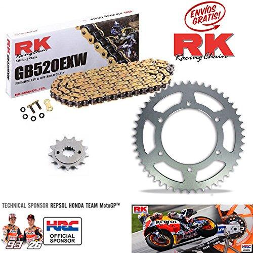 Kit de Cadena RK Suzuki LTZ 400 2003-08 13//40-96