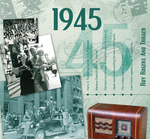 CDCard Company 1945 - The Classic Years CD - Birthday Card
