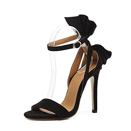 fafe066c1 Amazon.com   RUGAI-UE High heeled sandals
