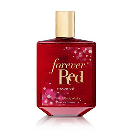 Bath and Body Works Forever Red Shower Gel 10 Ounce Full Size