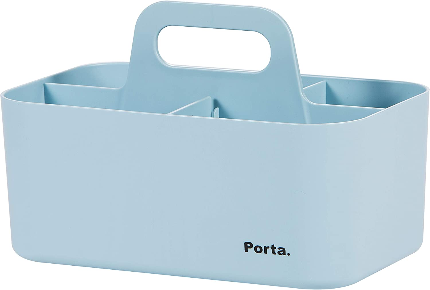Litem Porta Compact - A Compact & Stackable Storage Unit for organizing Small Objects in Office & Home (Mint)