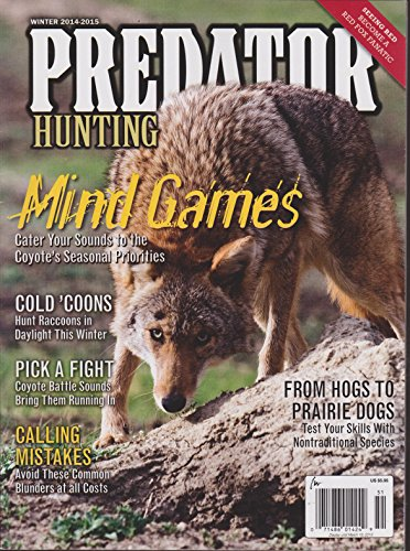 Predator Hunting Magazine Winter 2014-2015