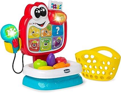 Chicco- Baby Market Bilingües, Multicolor, Normal (00009605000040)