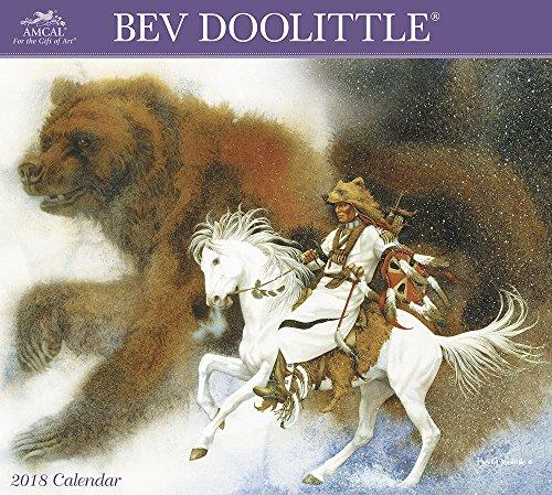 2018 Bev Doolittle Wall Calendar (AMCAL)