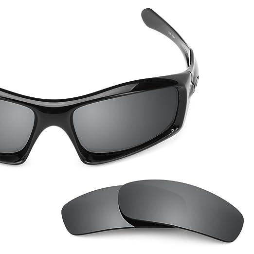 db4130fdb7 Revant Polarized Replacement Lenses for Oakley Monster Pup Elite Black  Chrome MirrorShield