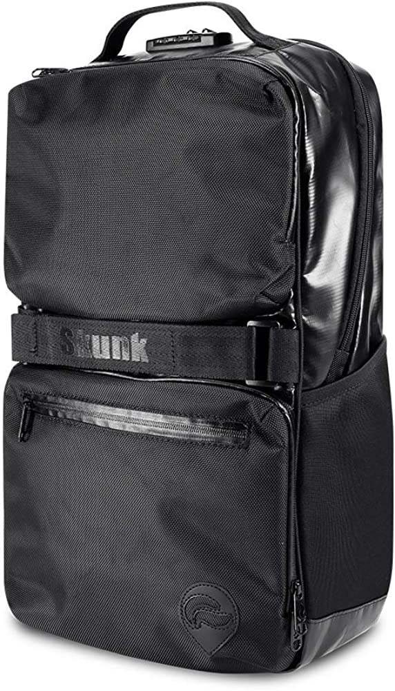 Skunk SoHo Backpack Smell Proof Water Resistant With Combination Lock