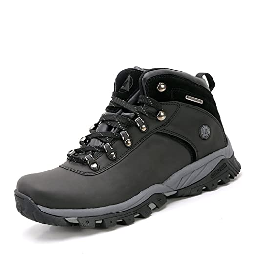 0702efce30307 Amazon.com: Men's Waterproof Hiking Shoes Anti-Skid Hunting ...