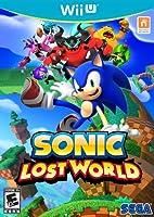 Sonic Lost World - Wii U