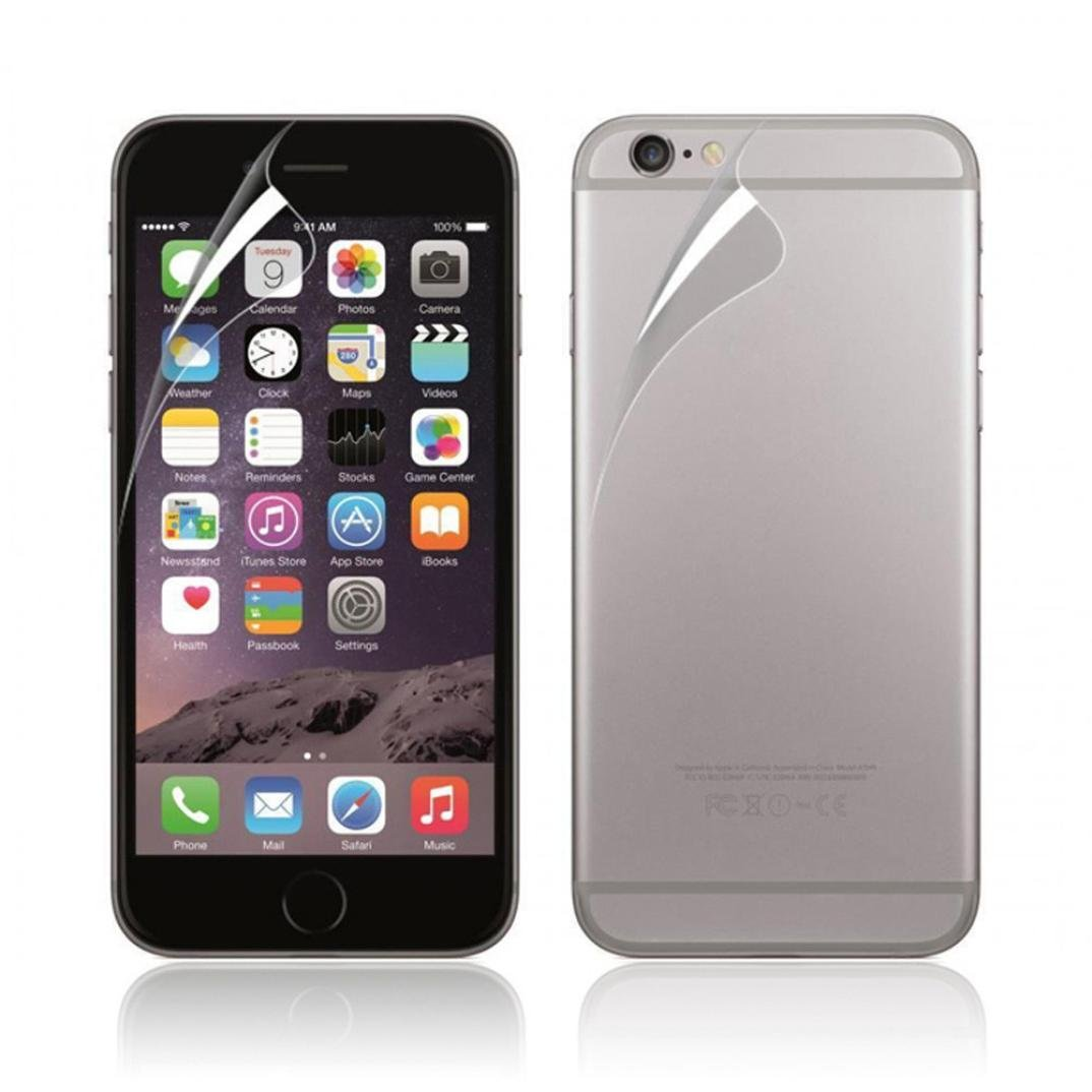 iPhone 6S 4.7 inch protector ,START Front And Back Clear Film LCD Screen Protection For Iphone 6S 4.7 Inch