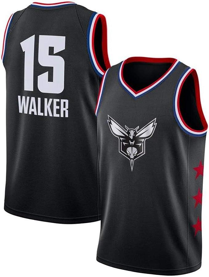 Kemba Walker #15 Camiseta De Baloncesto De Los Hombres - NBA ...