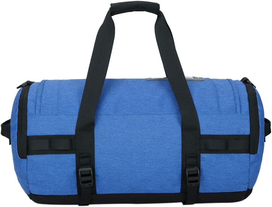 Light Gym Handbag Versatile Training Backpack Packable Shoulder Bag Travel Luggage Pouch Shoes Balls Compartment Meijunter Portable Sport Duffle Bag