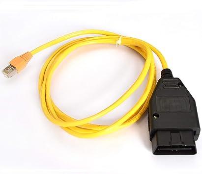 Nicecheck Enet Obd Kabel Obdii Esys F Serie Kodierung Ethernet Obd Enet Rj45 Kabel Auto