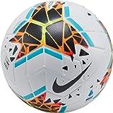 Nike SA NK Merlin - Pallone da Calcio, Unisex, Colore Nero/Blu Scuro/Bianco, 5