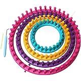 vente chaude en ligne grand Prix chaussures de tempérament Filoro Set d'anneaux à tricoter pour écharpes etc. Mode d ...