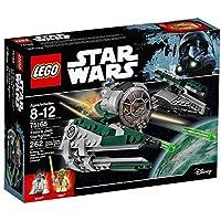 """LEGO Star Wars Yoda's Jedi Starfighter 75168 Building Kit (262 Pieces)"
